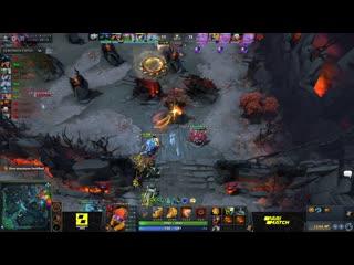 Hellraisers esports vs team spirit, game 1