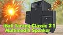 IBall Tarang Classic 2 1 Multimedia Speaker with Bluetooth USB FM Radio Remote