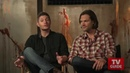 Supernatural's Jensen Ackles and Jared Padalecki share scoop on the 200th episode On the Set