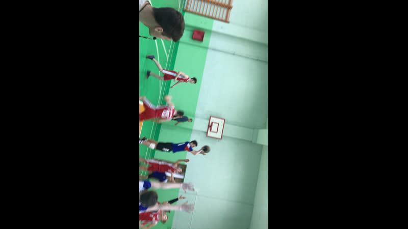 Матч школа 145 против 12 интерната