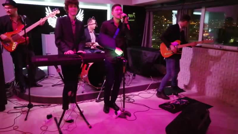 Justin Timberlake - Can't Stop The Feeling (Naveka Band cover)
