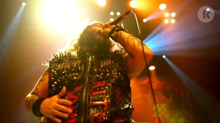 Soulfly Live at Gramercy Theatre