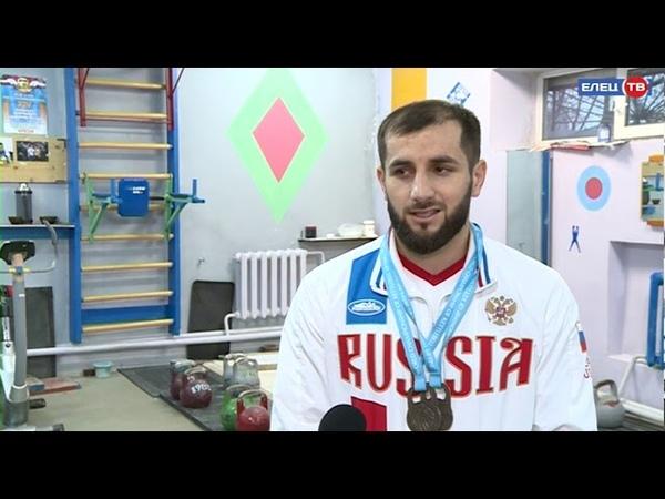 Первое место и два мировых рекорда: воспитанник спортшколы «Спартак» Мовсар Сулейманов