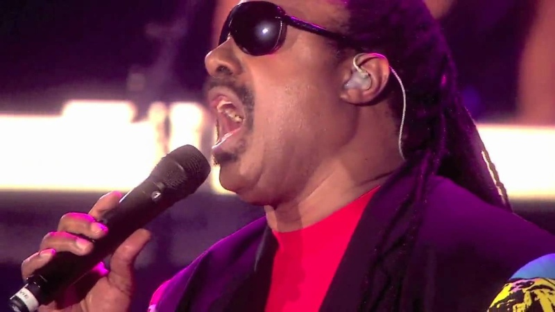 Stevie Wonder Part Time Lovers Live At Last HD
