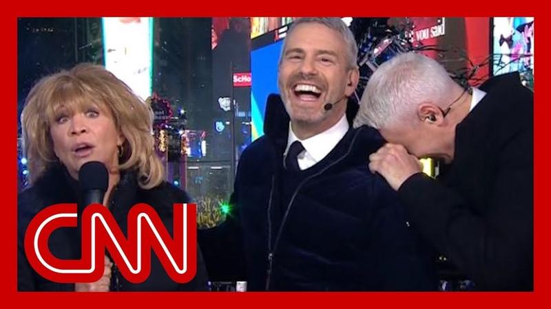 'SNL' alum revives Barbara Walters character Anderson Cooper loses it