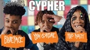 Blueface YBN Cordae and Rico Nasty's 2019 XXL Freshman Cypher