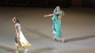13/07/19 Maria Khoreva Nikia (debut) and Yekaterina Osmolkina Gamzatti