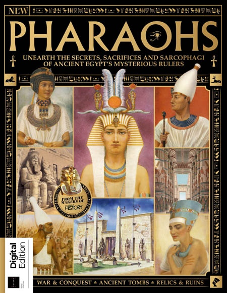 All About History Pharaohs Ed1 2019