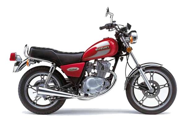 Мотоцикл Suzuki GN125