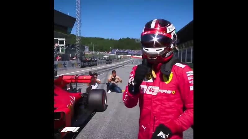 Гран При Австрии: GP3, F2, F1