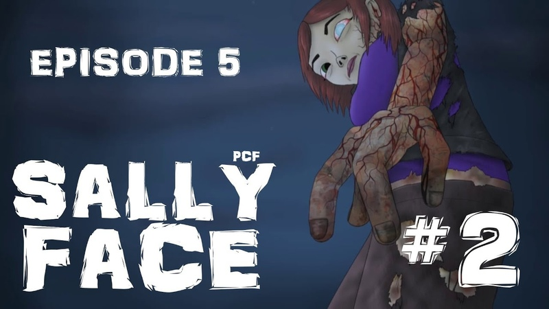 ТРИ ПИРАМИДЫ \ Sally Face (Episode 5) \ 2