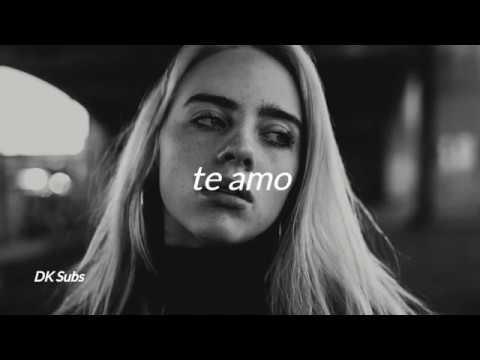 Billie Eilish - i love you te amo (subtitulada al español lyrics)