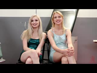 Chloe Cherry and Lexi Lore [Analplay, Endurance, Blonde, Toys]