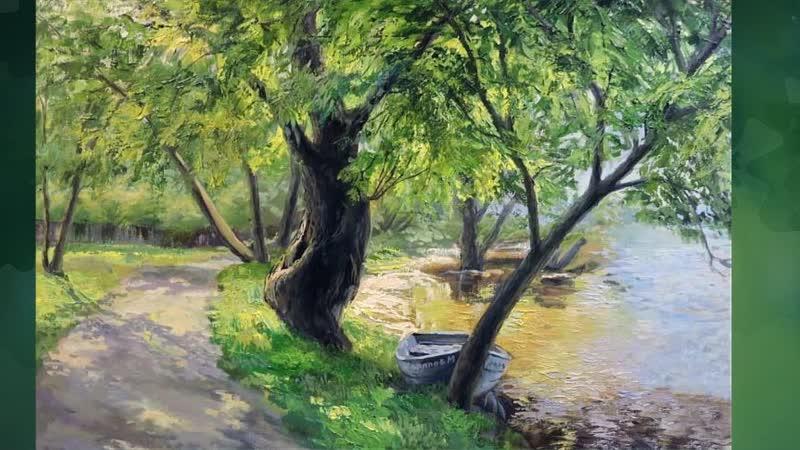 Деревья России. Ива