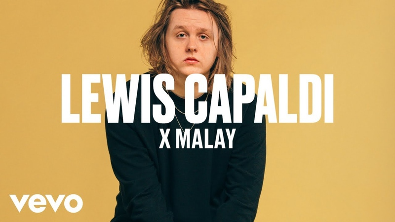 Lewis Capaldi - Lewis Capaldi x Malay - dscvr ARTISTS TO WATCH 2018
