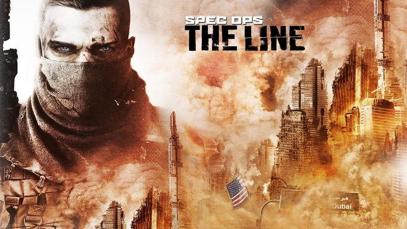 Spec Ops The Line сцена с белым фосфором на русском