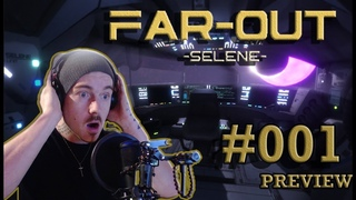 Let's Play FAR-OUT SELENE Deutsch/German / #001