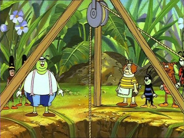 Ferdy die Ameise E37 Die Schildkröte