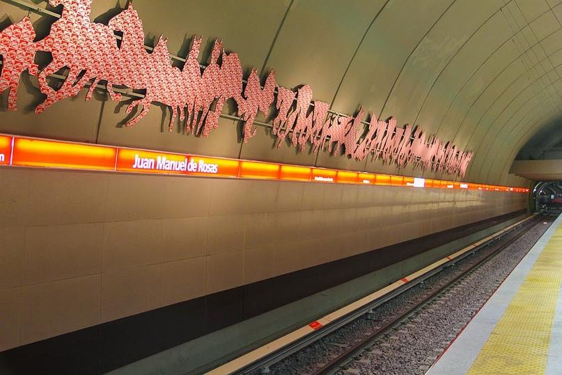 ТОП самых красивых метро, изображение №12