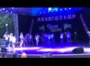Лагерь «Остров Мадагаскар» Детский танец. 1 смена закрытие