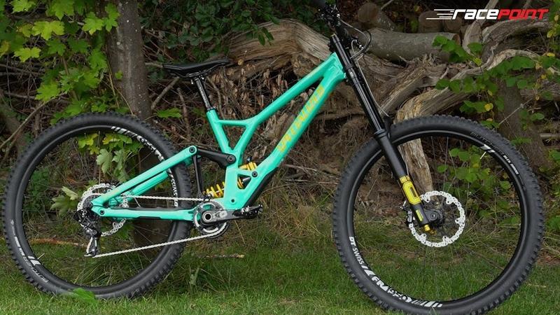 Specialized Demo 29 2020 Hope DT Swiss Öhlins DreamBuild BikePorn