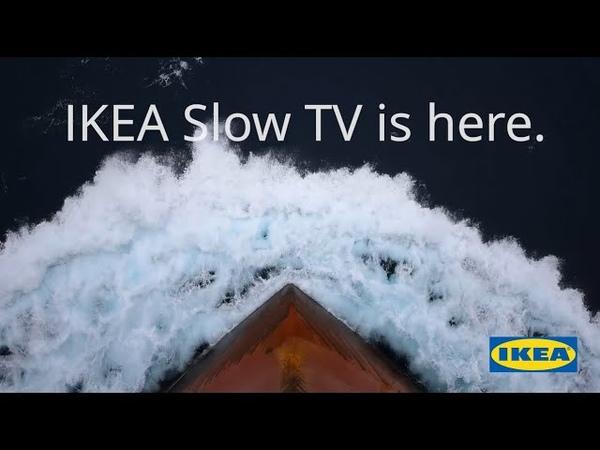 Шум океана и перечисление продуктов каталога IKEA — лучшая колыбельная на ночь