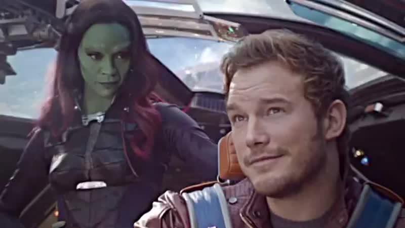 Стражи галактики Guardians of the Galaxy