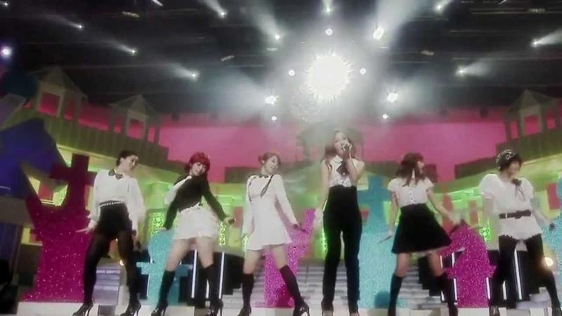 T ARA Lies 거짓말 Fan Made 日本語字幕