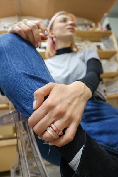 Такие кольца не оставят равнодушным никого. Нежные, элегантные и неповторимые.