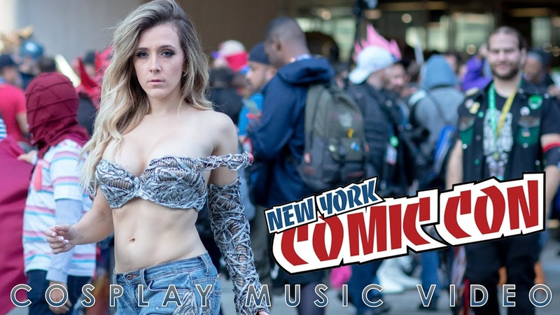 IT'S NEW YORK COMIC CON 2019 COSPLAYERS INVADE NEW YORK PART III - DIRECTOR'S CUT CMV