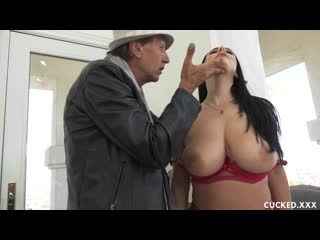 Angela White [Porn Viva, Порно, NEW PORN, Blowjob, Sex, POV, Big tits, Milf, Big ass]