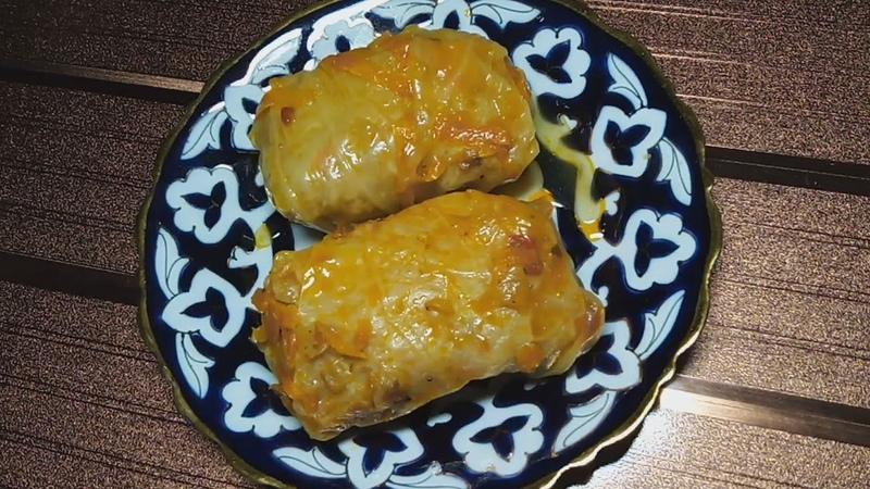 ГОЛУБЦЫ 🌟 Stuffed cabbage 🌟 Lahana dolması tarifi