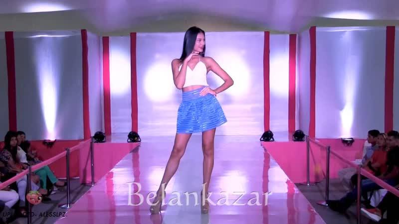 Younger girls on stage Belankazar