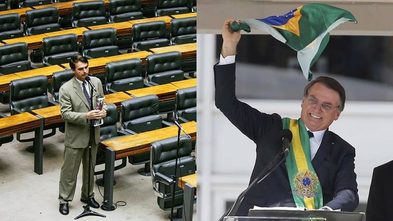 Homenagem Bolsonaro O Homem Que Falava Sozinho