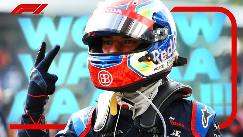 Verstappen's Victory, Gasly's First Podium And The Best Team Radio   2019 Brazilian Grand Prix