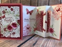 How to Create an Inside Pop up Card Stampin' Up 2019