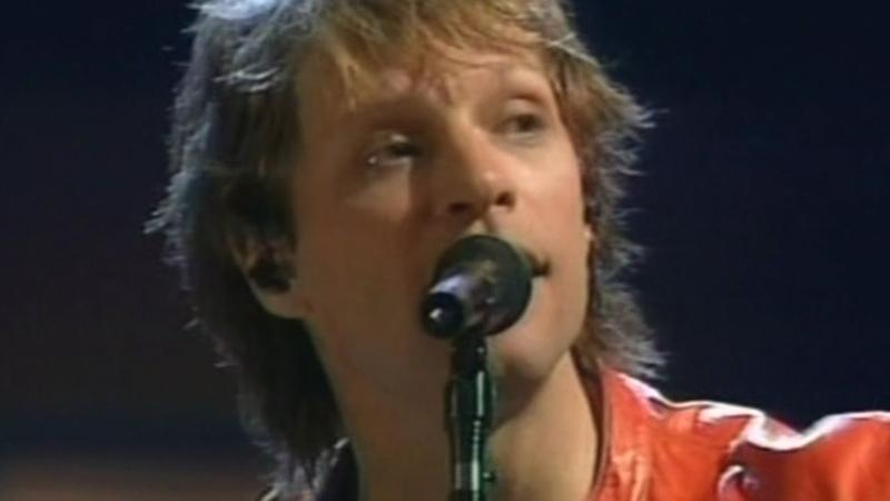 Bon Jovi Bed of Roses Storytellers 2000