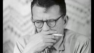 """Д.Д.Шостакович. Симфония №11, соль минор. Вторая часть """"Девятое января"""", сцена расстрела (фрагмент)"""