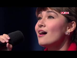Asias got talent april 2015 gerphil flores speak softly, love hq