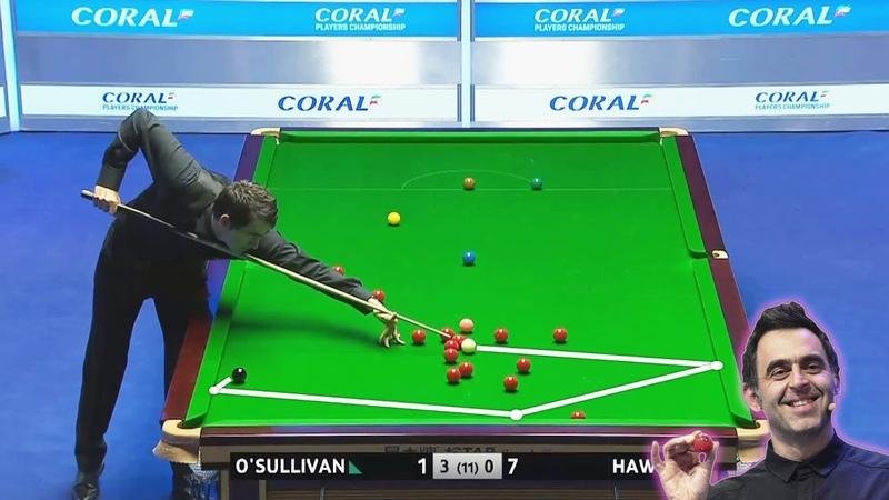 Ronnie O'Sullivan is Ultra Genius ᴴᴰ