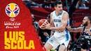 Luís Scola's (28PTS, 13REB) CLUTCH Double-Double semi-final performance vs. France!