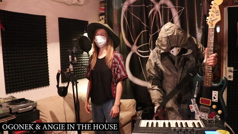 OGONEK ANGIE Lockdown LIVE Sessions Sinister Souls OA Delusion forthcoming 26 Apr 2020