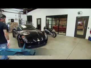 Gas Monkey Garage - Strange spots on a Ferrari.