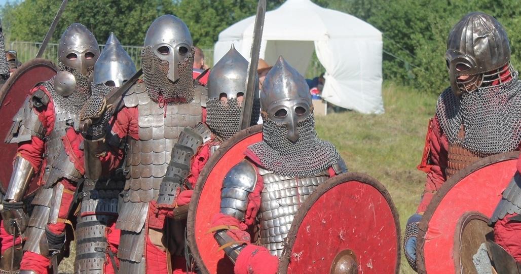 Воины Руси