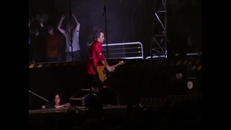 03_The Rolling Stones - You Got Me Rocking - San Jose 99