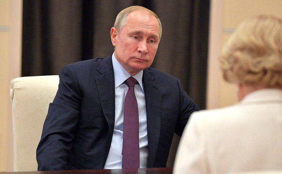 Встреча Путина и премьера Голодец: просто разгромный разговор
