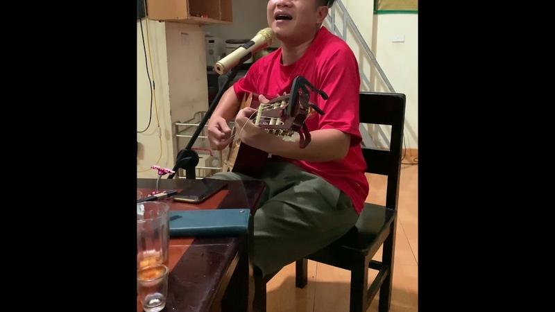 An brothers | Mẹ tôi (st Trần Tiến) | Chủ quán chơi guitar và hát cực hay