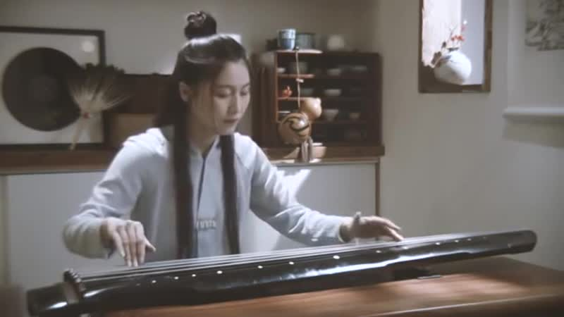 古琴Guqin 《卧龙吟》Depicting Zhuge Liangs soundtrack in the Romance of the Three Kingdoms犹闻辞后主,不复卧南阳