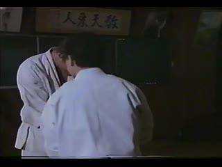Kyokushin karate training with hans dolph lundgren