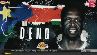 NBA Africa Game 2018 Introductions   Team World  Team Africa